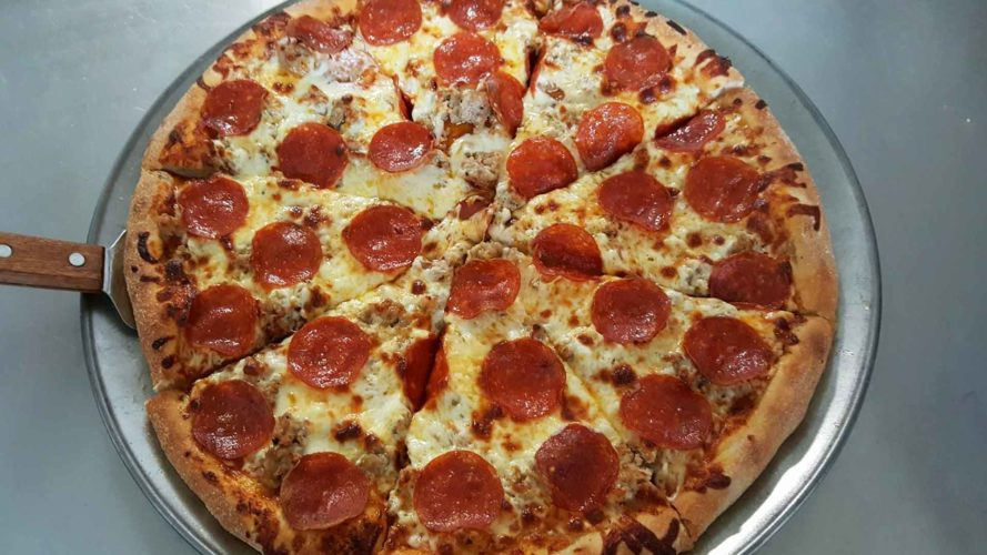 pizza and pomodoro's in live oak florida