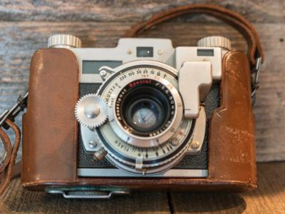 vintage camera from riverside gifts dowling park florida