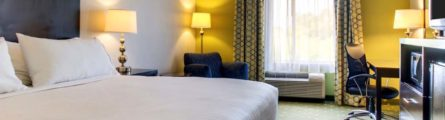 suwannee florida hotel room interior
