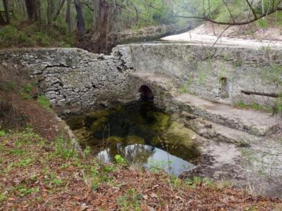 Ruins at Suwannee Springs